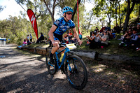 2017 Paluma Push MTB Race -Finish Line - No Template