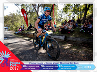 2017 Paluma Push MTB Race -  Finish Line